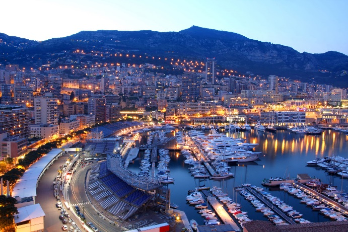 monaco: city - state of luxury